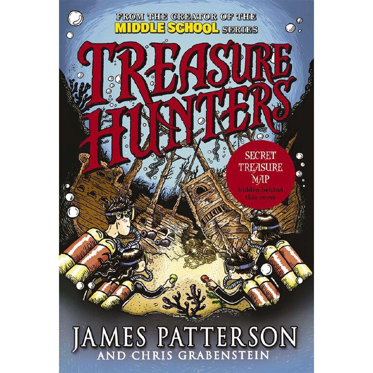 Treasure Hunters #1 by James Patterson, , hi-res