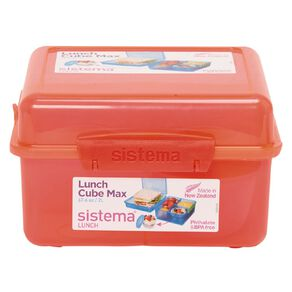 Sistema Cube Max Tint Assorted 2L