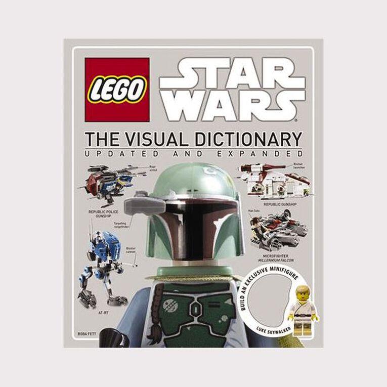 LEGO Star Wars: The Visual Dictionary by Simon Beecroft & Jason Fry, , hi-res