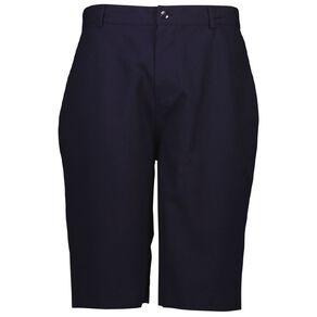 Schooltex Boys' Drill Back Yoke Shorts