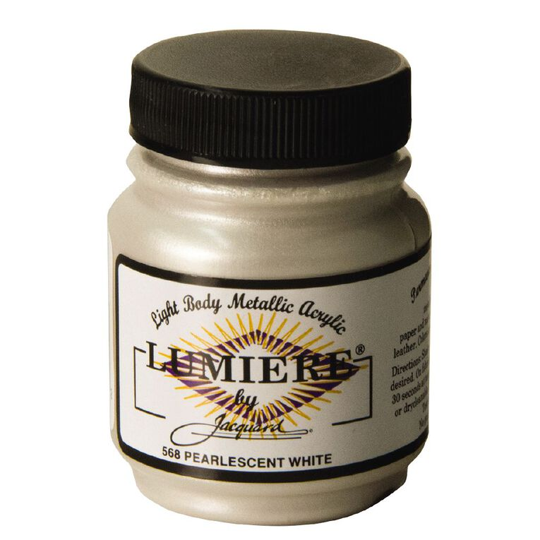 Jacquard Lumiere 66.54ml Pearlescent White, , hi-res