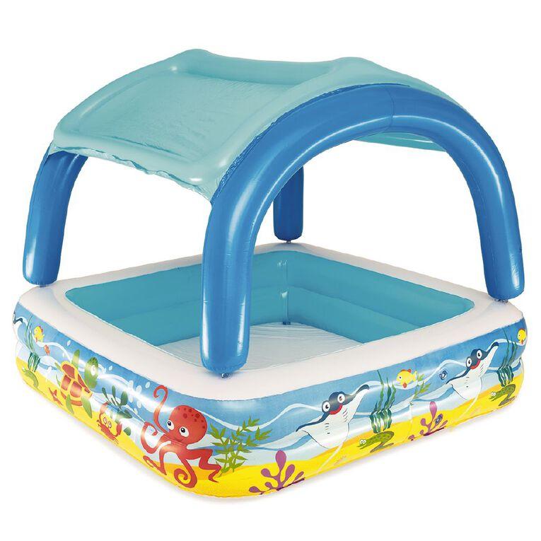 Bestway Canopy Play Pool, , hi-res