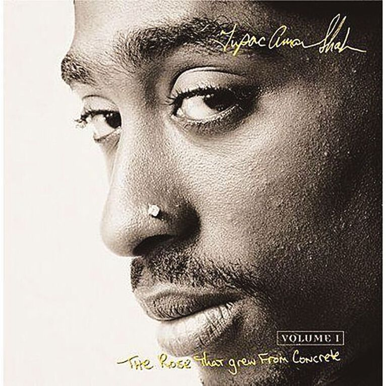 The Rose That Grew From CD by 2Pac 1Disc, , hi-res
