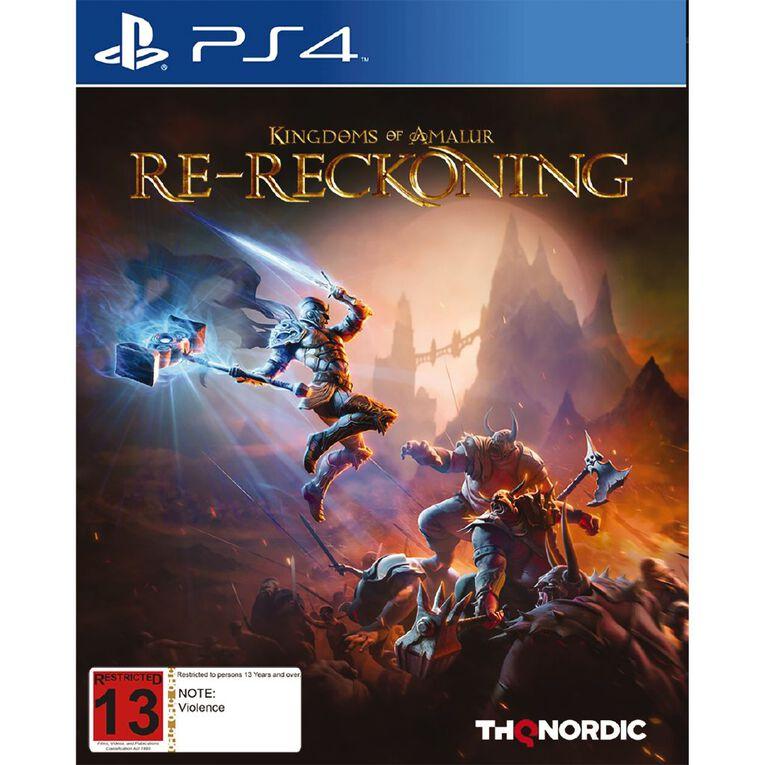 PS4 Kingdoms Of Amalur Re-reckoning, , hi-res