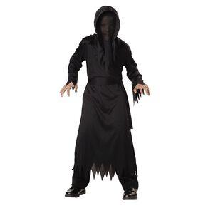 Seasons Faceless Ghoul Costume 8-10