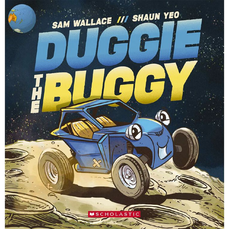 Duggie the Buggy by Sam Wallace, , hi-res