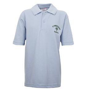 Schooltex St Patrick's Kaiapoi Short Sleeve Polo with Embroidery
