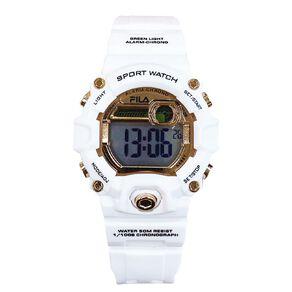Fila Digital 5ATM Water Resistant Watch