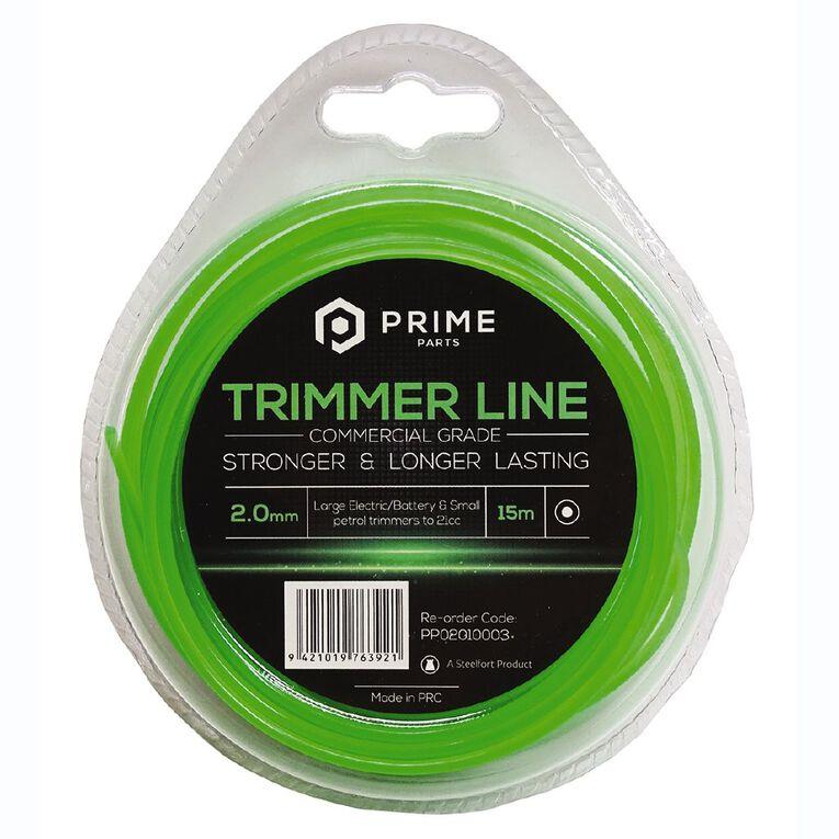 Prime Parts Trimmer Line 2.0mm Green, , hi-res
