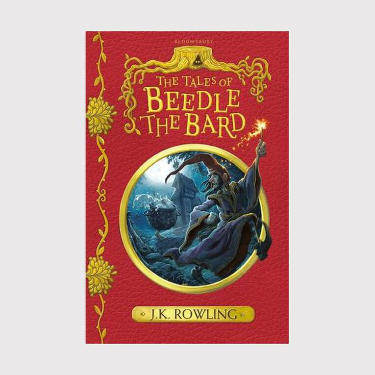 The Tales of Beedle the Bard by JK Rowling, , hi-res