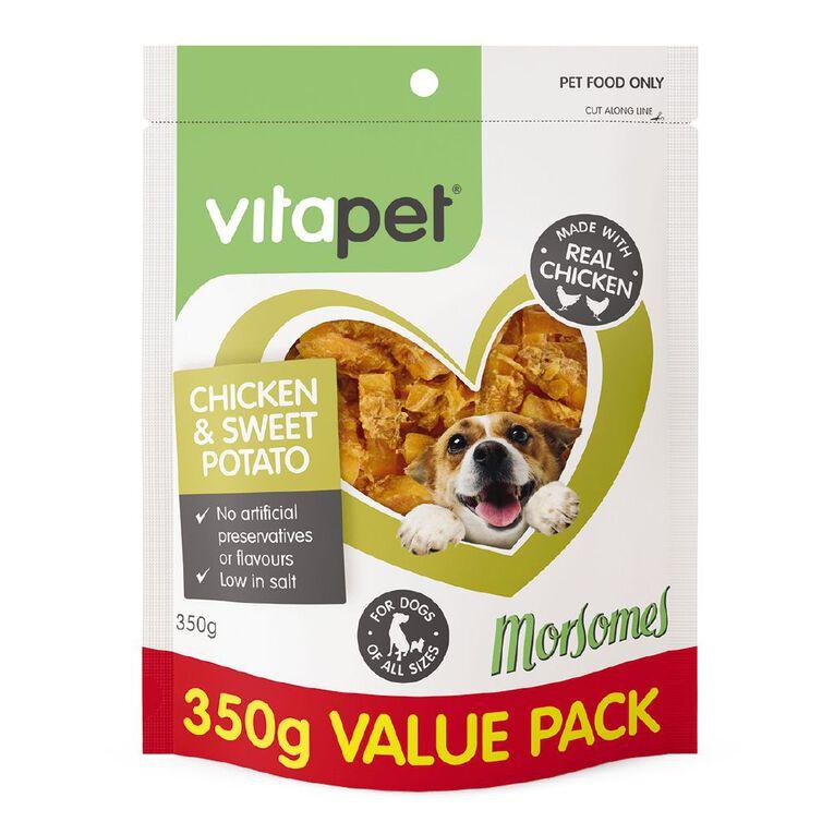 Vitapet Morsomes Chicken/Sweet Potato 350g, , hi-res