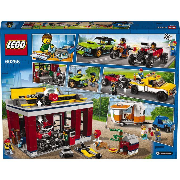 LEGO City Tuning Workshop 60258, , hi-res