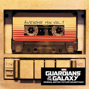 Guardians Of The Galaxy CD by Various Artists 1Disc