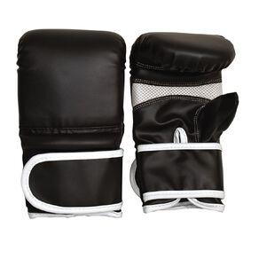 Active Intent Fitness Boxing Mitt Black L-XL
