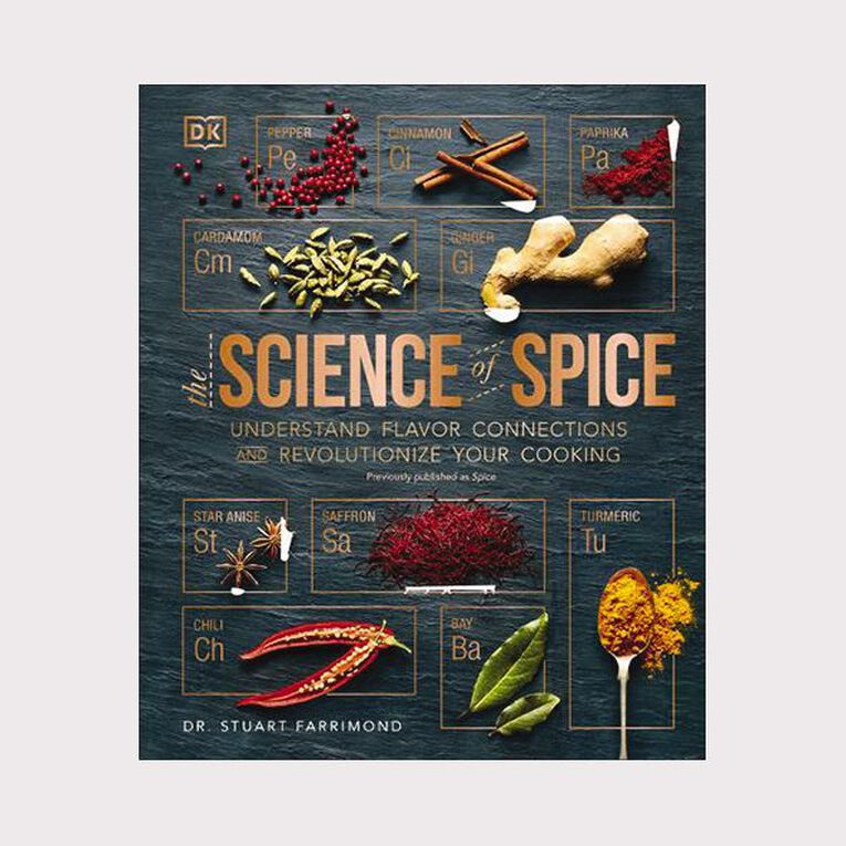 Spice: Understand the Science of Spice by Dr Stuart Farrimond, , hi-res