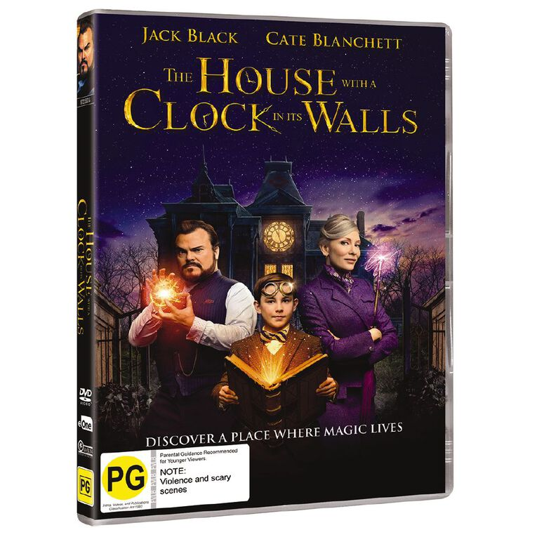 The House With The Clock In Its Wall DVD 1Disc, , hi-res