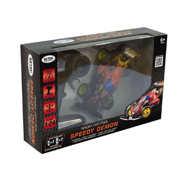 Radio Control Full Function 1:24 Speedy Demon, , hi-res