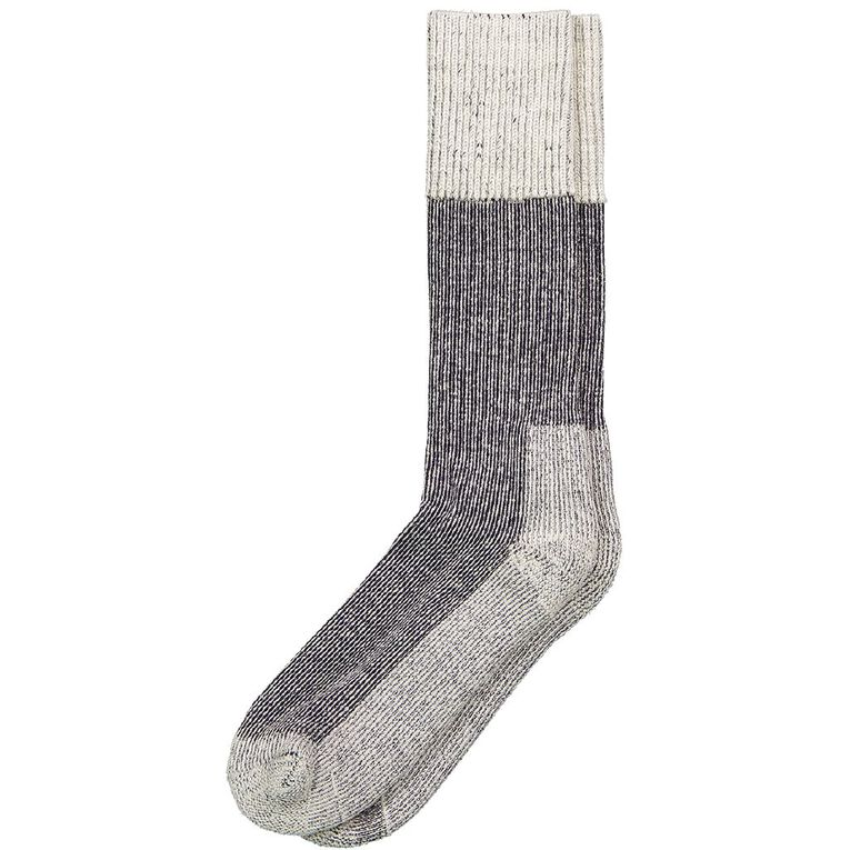 Alpsocks Men's Outdoor Socks, Navy, hi-res image number null