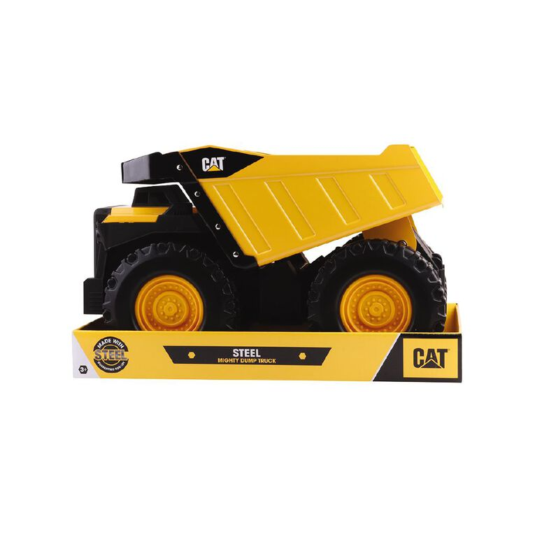 Caterpillar Large Steel Dump Truck, , hi-res