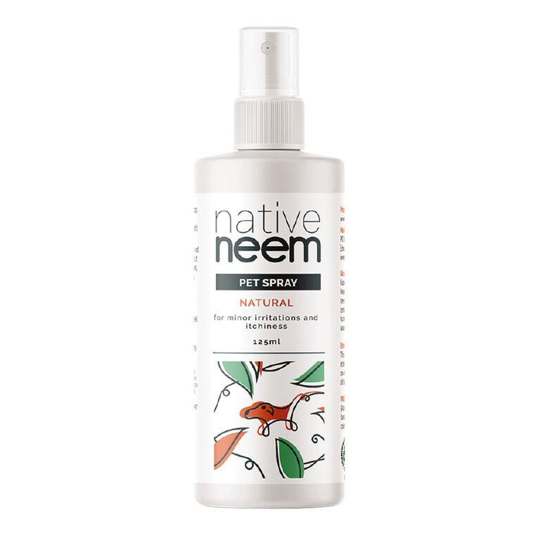 Native Neem Organic Neem Pet Spray, , hi-res