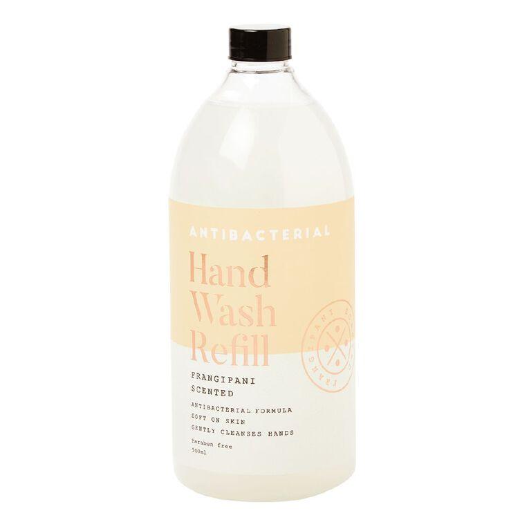 Hand Wash Refill Frangipani 900ml, , hi-res