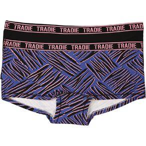 Tradie Women's Shortie Briefs 2 Pack