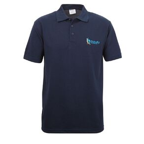 Schooltex Bohally Intermediate Short Sleeve Polo with Embroidery