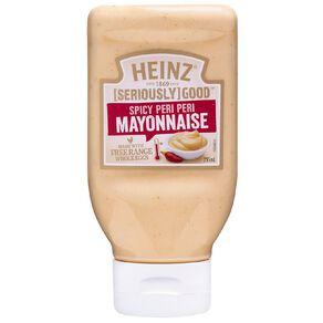 Heinz Seriously Good Peri Peri Mayonnaise 295ml