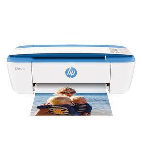 HP DeskJet 3720 All-in-One Printer Electric Blue