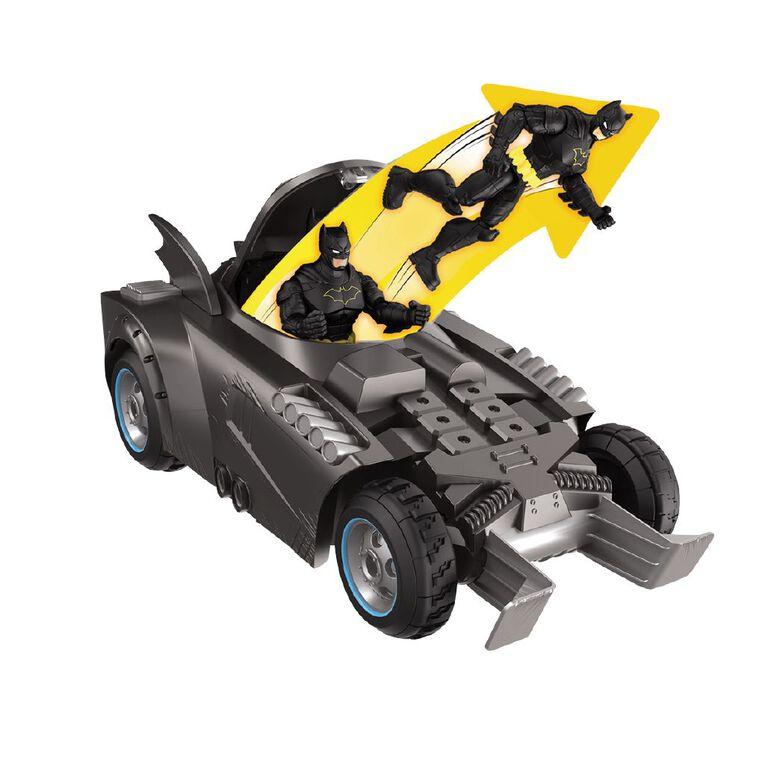 Batman DC RC Launch & Defend Batmobile, , hi-res