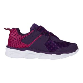 Active Intent Girls' Zig Zag Flash Shoes