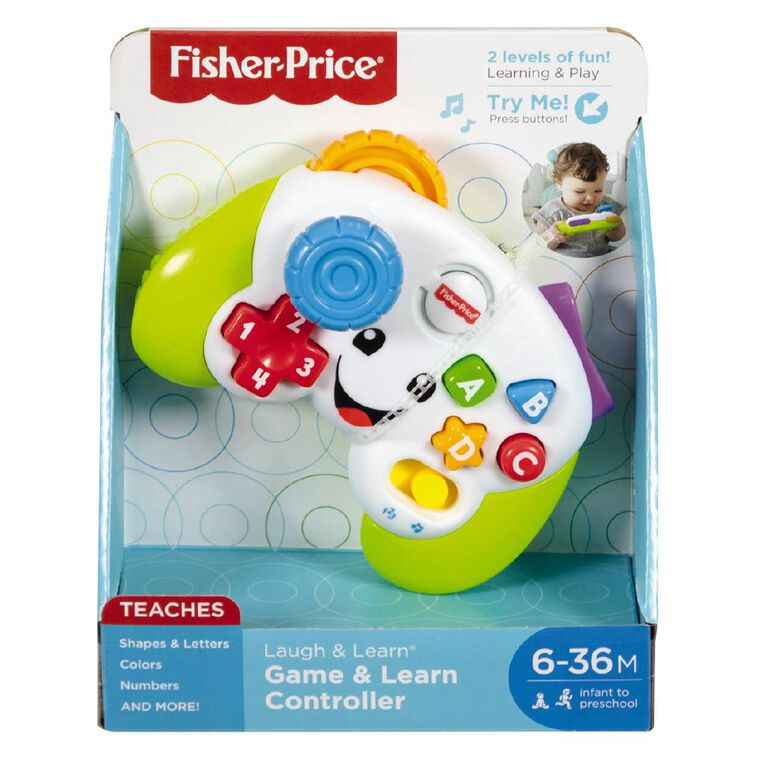 Fisher-Price Laugh & Learn Game Controller, , hi-res
