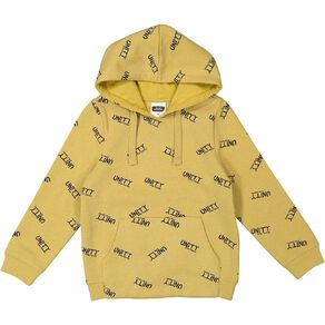 Young Original All Over Print Pull Over Hoodie