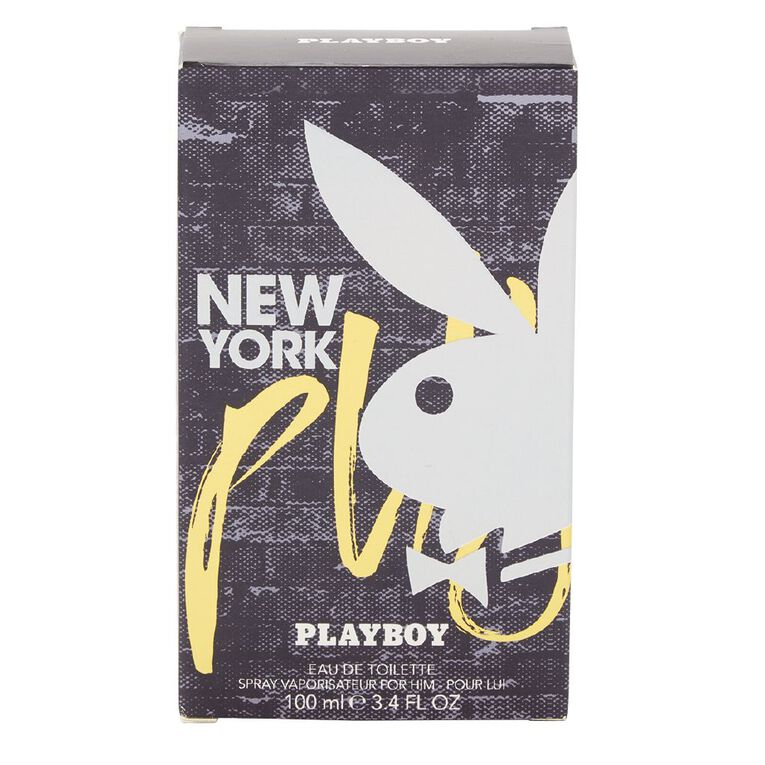 Playboy New York Men EDT 100ml, , hi-res