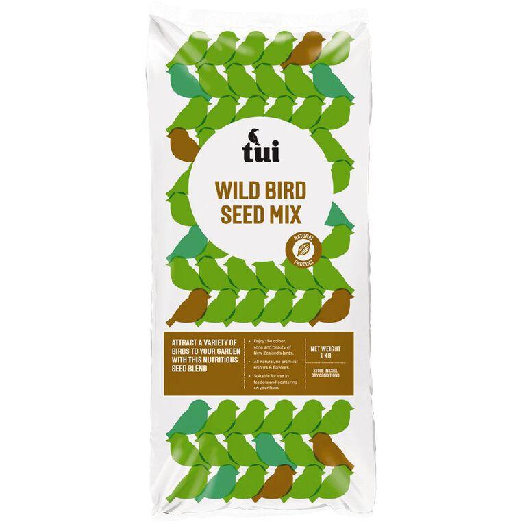 Tui Garden Wild Bird Seed 1kg, , hi-res