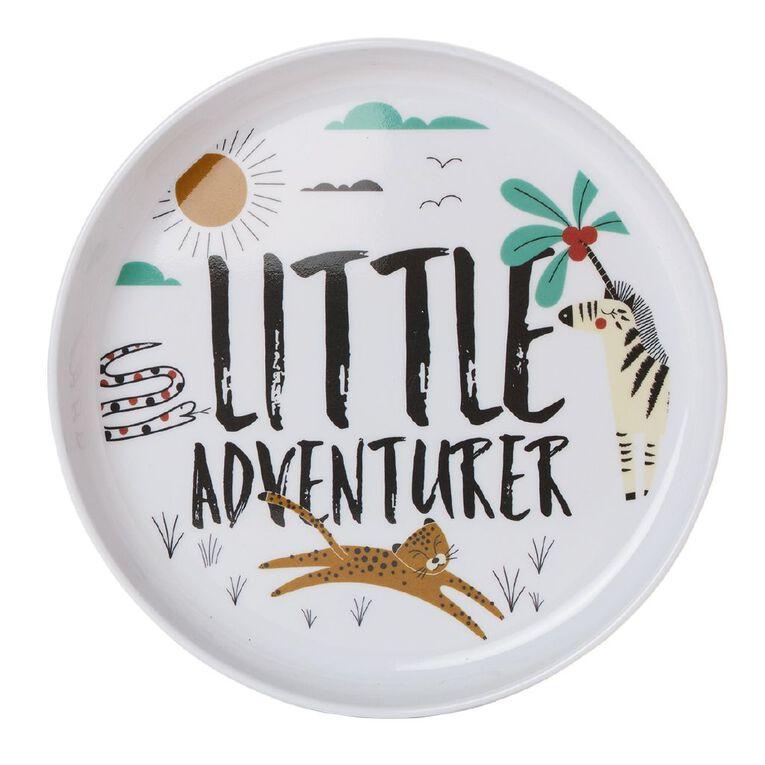 Living & Co Kids Little Adventure Plate, , hi-res image number null
