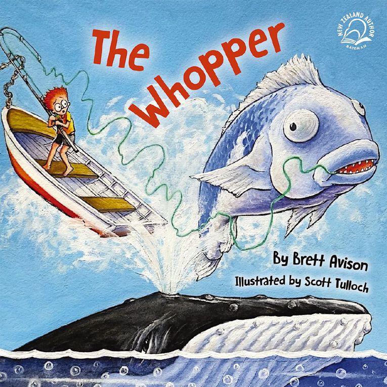 The Whopper by Brett Avison & Scott Tulloch, , hi-res