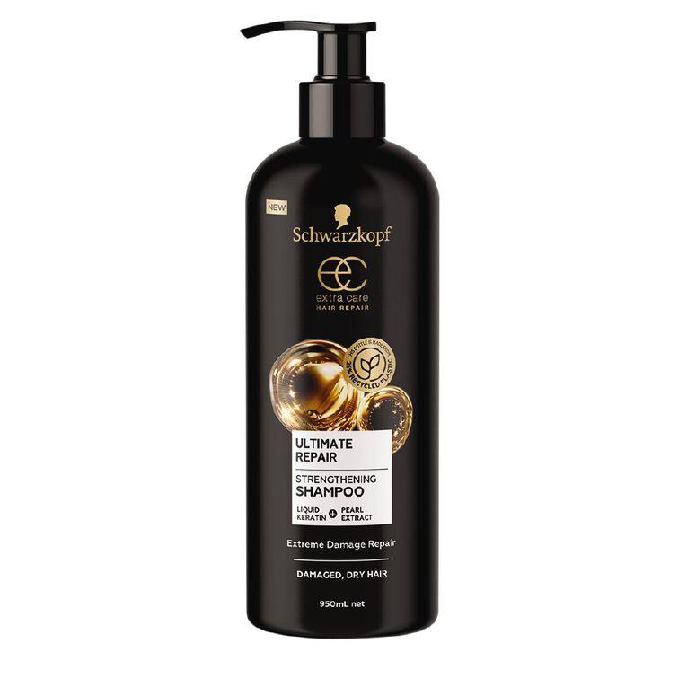 Schwarzkopf Extra Care Ultimate Repair Shampoo 950mL, , hi-res