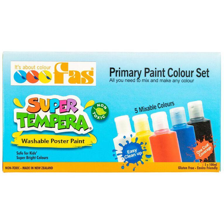 FAS Primary Paint Colour Set, , hi-res