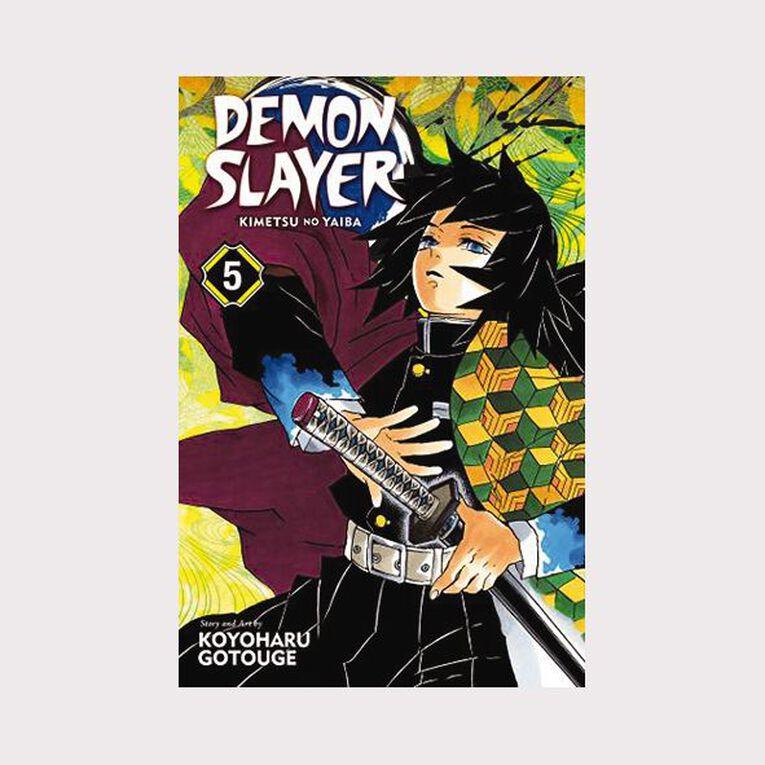 Demon Slayer: Kimetsu No Yaiba Vol #5 by Koyoharu Gotouge, , hi-res
