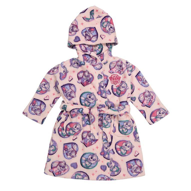Paw Patrol Kids' Robe, Pink, hi-res
