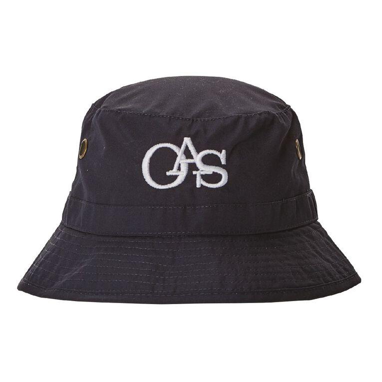 Schooltex Onewhero Area School Bucket Hat with Embroidery, Navy, hi-res