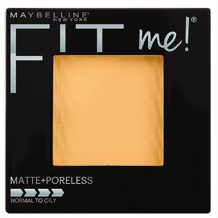 Maybelline Fit Me Powder  Matte + Pore 230 Natural Buff, , hi-res