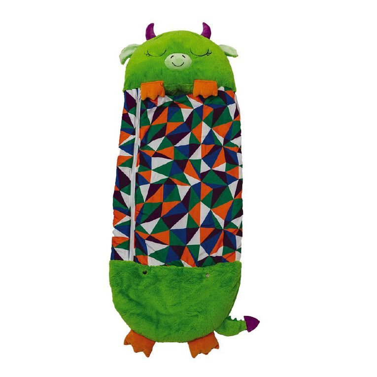 Happy Nappers Green Dragon Standard 137cm, , hi-res