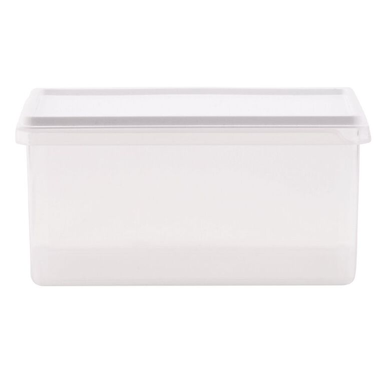 Living & Co Storage Container Rectangle Assorted 3L, , hi-res