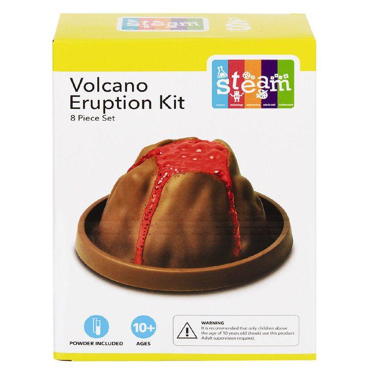 STEAM Volcano Eruption Kit, , hi-res
