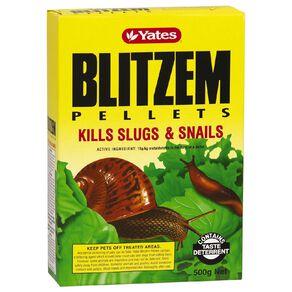 Yates Blitzem Slug and Snail Control 500g