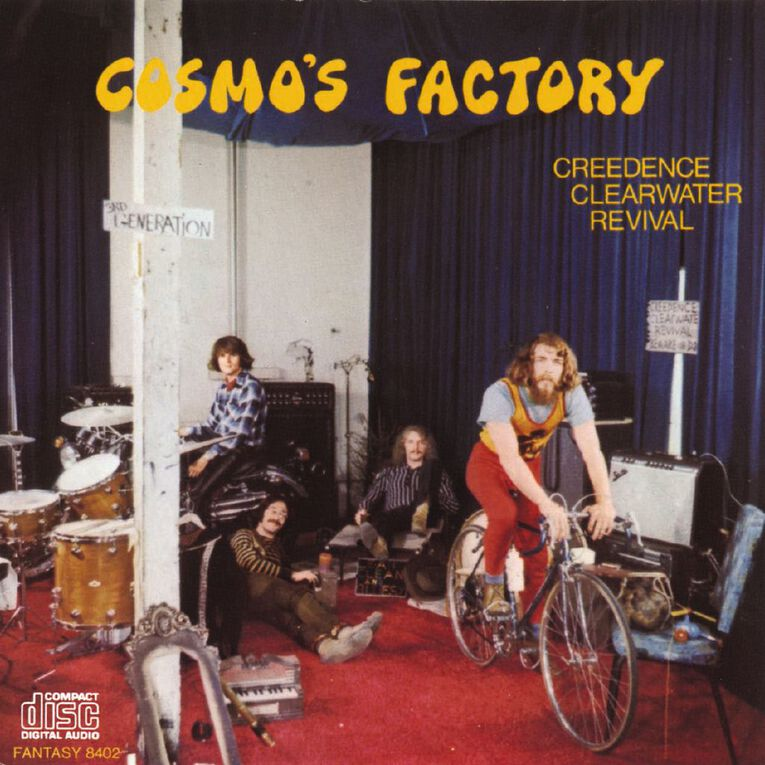 Cosmos Factory Vinyl by Creedence Clearwater 1Record, , hi-res