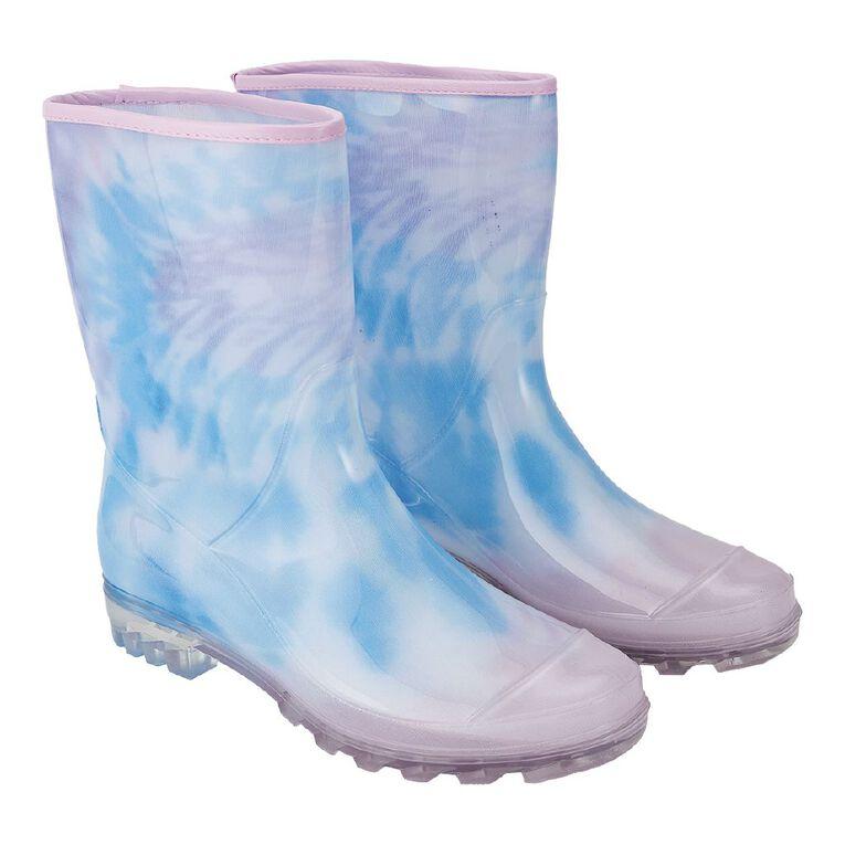 H&H Ratih Gumboots, Pink, hi-res
