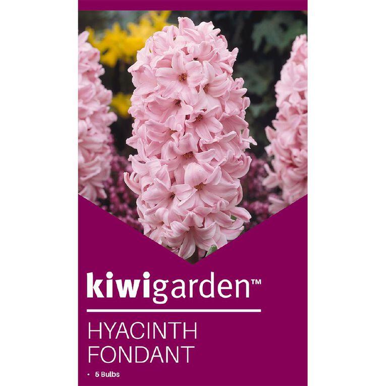 Kiwi Garden Hyacinth Fondant 5PK, , hi-res
